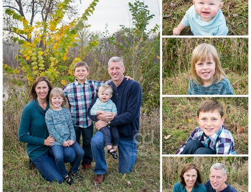 Fall Olson Family Session